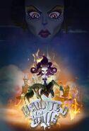 Fan art - Haunted Halls poster