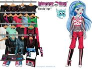 Stardoll - Old Ghoulia