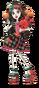 Profile art - Art Class Skelita