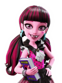 MH-Draculaura 3D