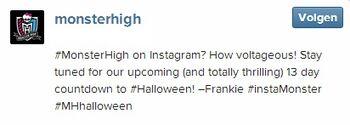Instagram - first post
