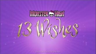 Monster High - 13 Wishes Opening! ᴴᴰ