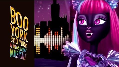 Boo York, Boo York Karaoke Music Video - Monster High