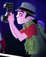 Neferamore - reporter catboy