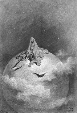 Monster history - raven death