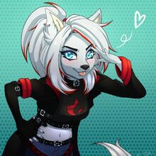 Wolf Girl Furries