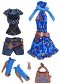Doll stockphotography - My Wardrobe and I Robecca