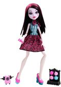 Doll stockphotography - Scarnival Draculaura