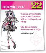 2013 screams - Rochelle Goyle