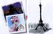 Scaris City of Frights - 0304 Catrine booklet