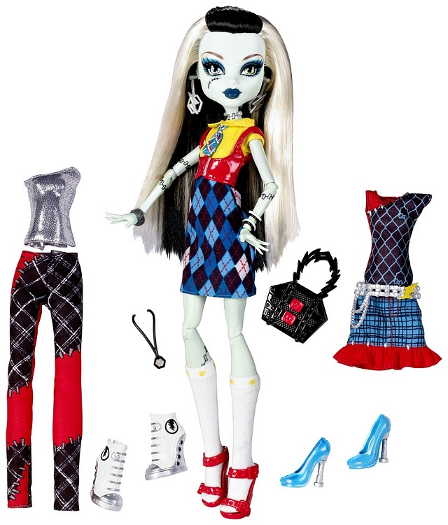 Monster high fashion dolls 52