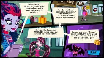 Secret Creepers Adventures - Count Fabulous's mission