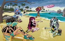 Facebook - Gloom Beach groupshot