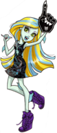 Lagoona Blue - We Are Monster High