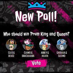Prom 2014 - royal poll