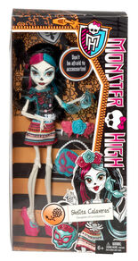Cbx72 monster high monster scaritage skelita calaveras doll and fashion set-en-us