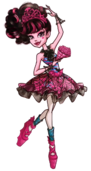 Draculaura - Ballerina Ghouls