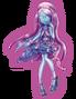 Profile art - Haunted 3D Kiyomi Haunterly