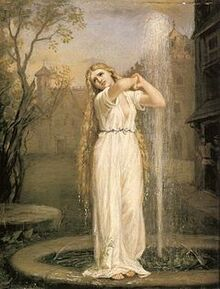 240px-John William Waterhouse - Undine