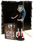 Diorama - SDCCI 2013 Ghoulia with comic