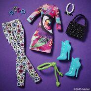 Diorama - Iris's outfit 1