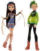 Doll stockphotography - Boo York, Boo York - Comet-Crossed Couple Cleo and Deuce