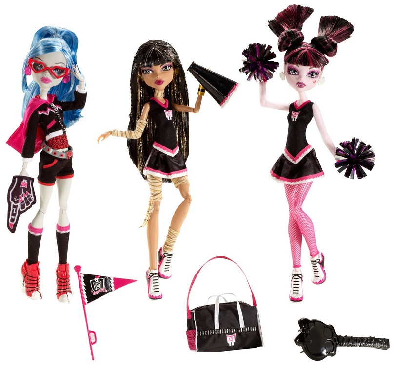 Go Monster High Team Monster High Wiki Fandom Powered By Wikia