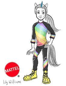 Concept art - Deluxe Gaga Neighthan