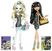 Doll stockphotography - Scaris City of Frights Lagoona and Cleo