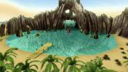 Escape From Skull Shores - Skull Shores harbor