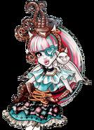 Profile art - Rochelle Geek Shriek
