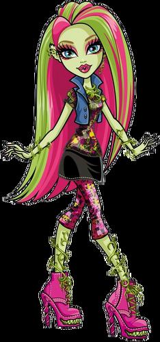 Венера МакФлайтрап   Monster High Вики   FANDOM powered by ... Монстр Хай Куклы Лагуна Блю