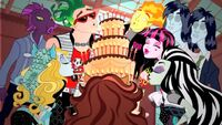 Party Planners - cake