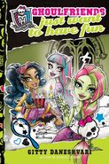 Book - Ghoulfriends Just Want to Have Fun cover