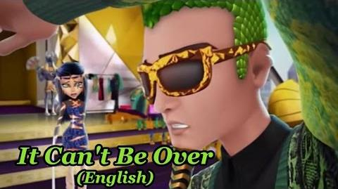 Monster High Boo York - It Can't Be Over (feat