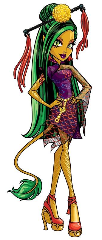 Jinafire Long Monster High Wiki Fandom