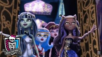 13 Wishes Official Video Game Monster High