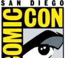 San Diego Comic-Con International dolls