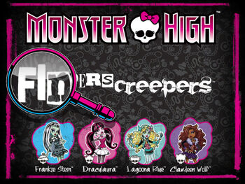 Finders Creepers - main screen