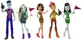 Doll stockphotography - We Are Monster High 5-pack