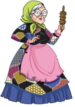 Ms. Kindergrubber