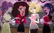 Fright On! - party four girls talk