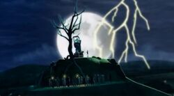 Ghouls Rule - New Salem hill