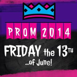 Prom 2014 - Friday the 13th