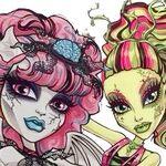 Icon - Zombie Shake Rochelle Goyle and Venus McFlytrap