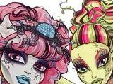 Rochelle Goyle & Venus McFlytrap's Zombie Shake diary