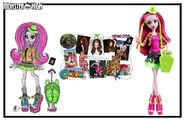 Concept art - Marisol moodboard