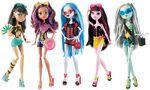 Doll stockphotography - Gloom Beach 5-pack I