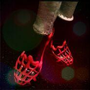 Diorama - Wydowna's SDCCI 2013 shoes