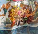 Monster High Figurine Collection Diary Entires